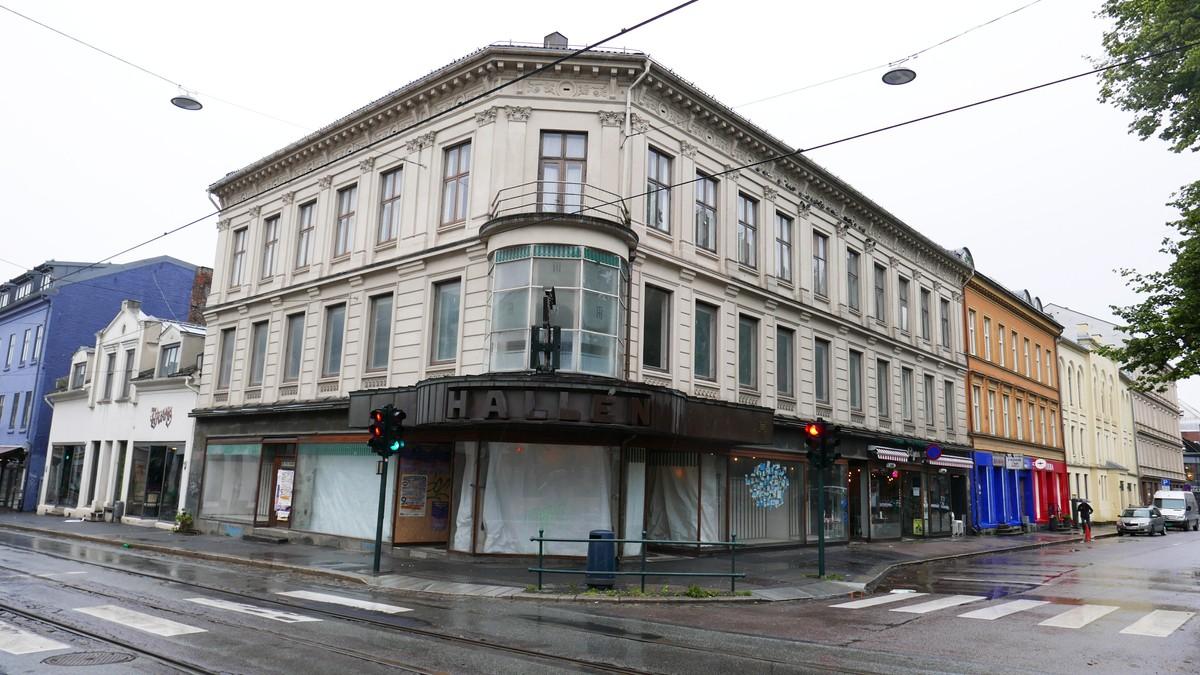 a1e2f2d3 Rustet opp for over fem millioner - Halléngården står fortsatt tom – NRK  Østlandssendingen – Lokale nyheter, TV og radio