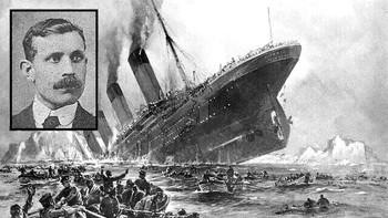 Titanic og Albert Moss