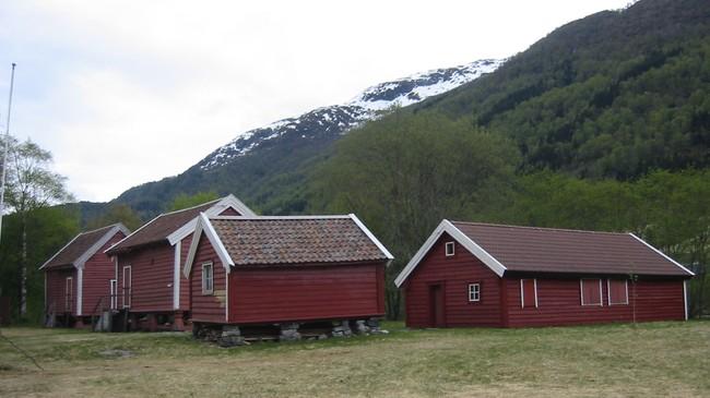 Hærmuseet på Plassen. Foto: Ottar Starheim, NRK.