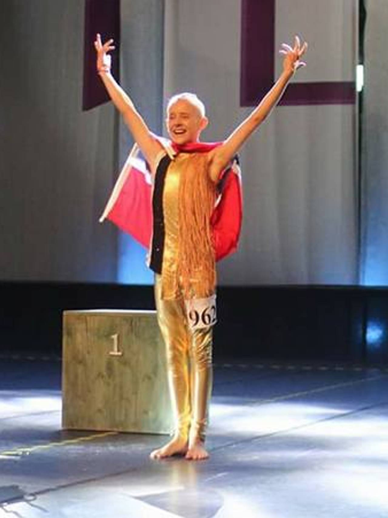 VM 2017 Verdensmester i DiscoFreestyle Tsjekkia