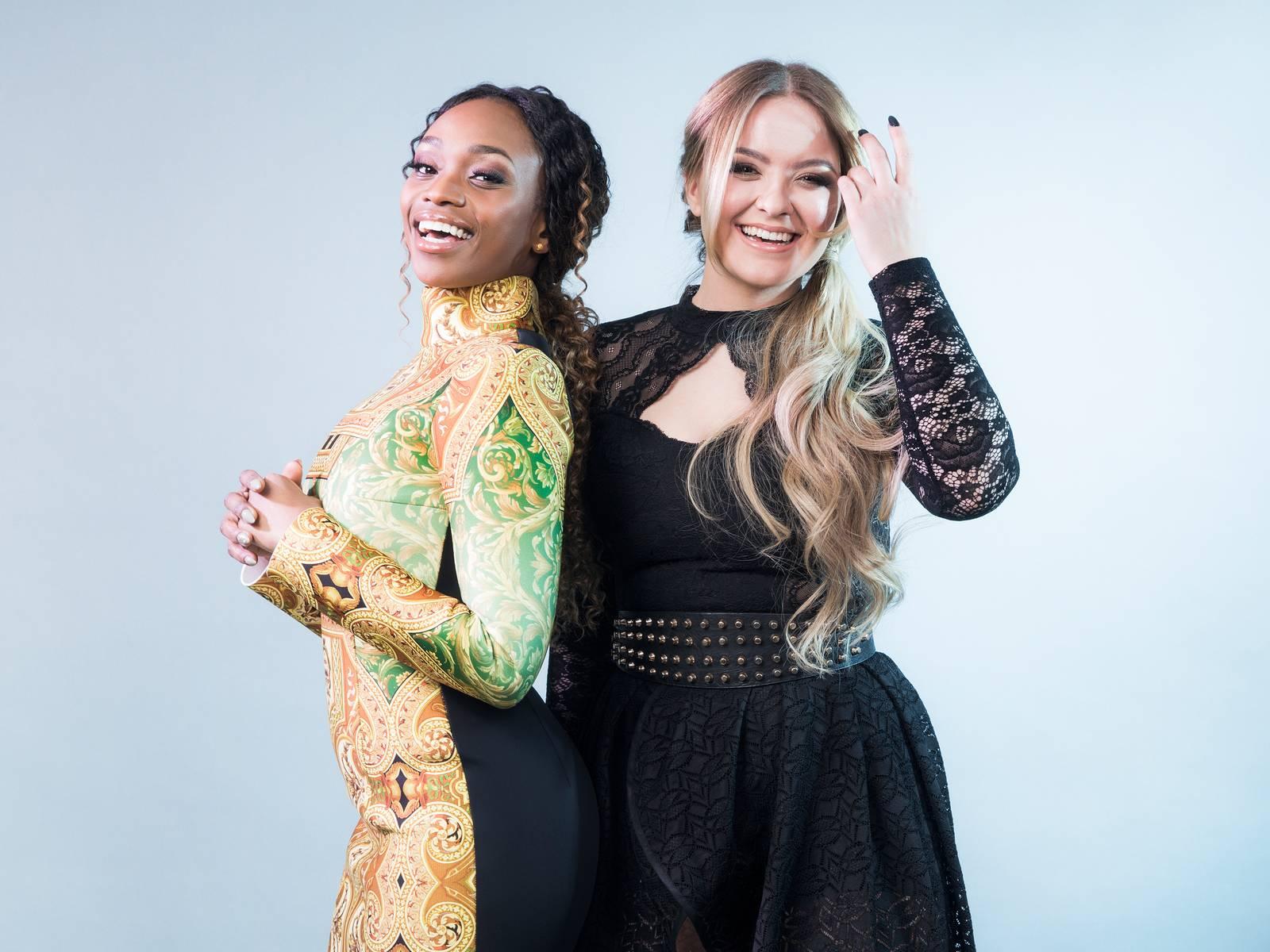 Stella og Alexandra