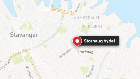 Storhaug i Stavanger