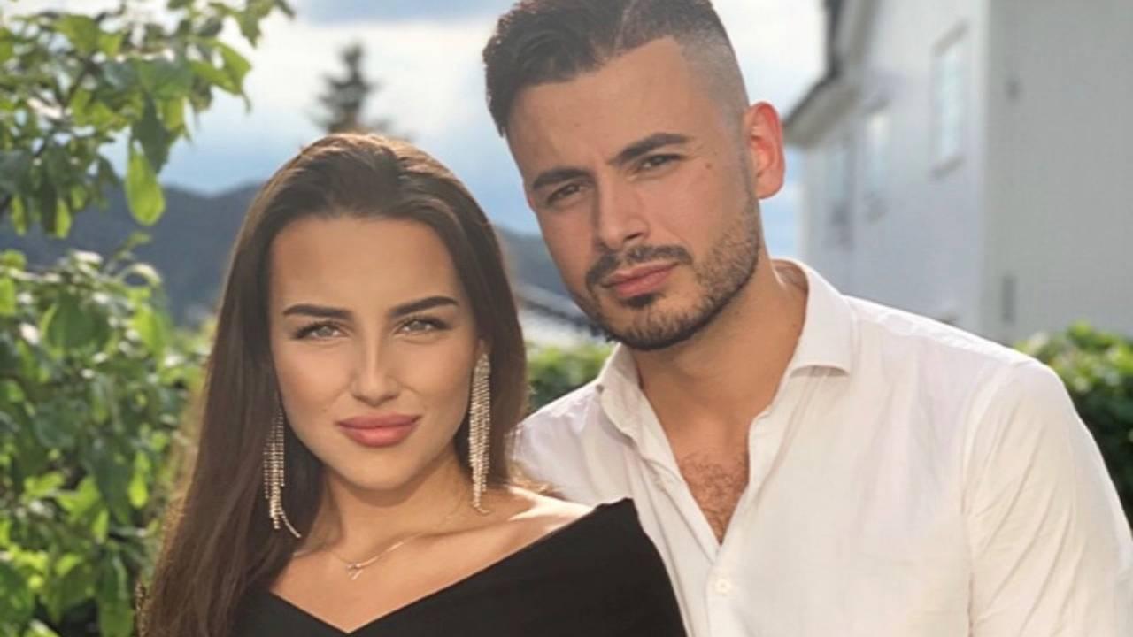 Anna-Safia Moholdt og Mohammed Ismail