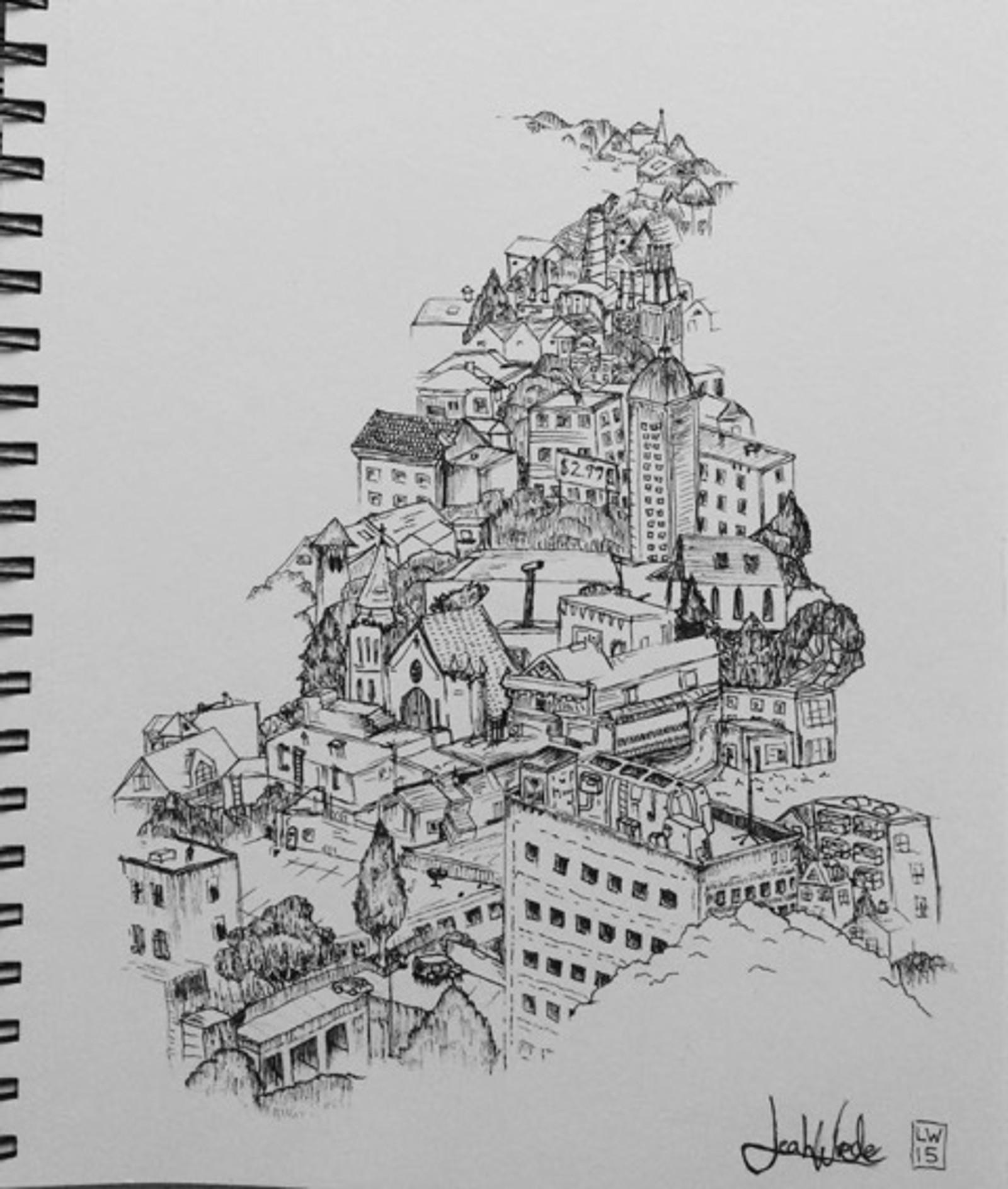 Leah Wrede - Big town