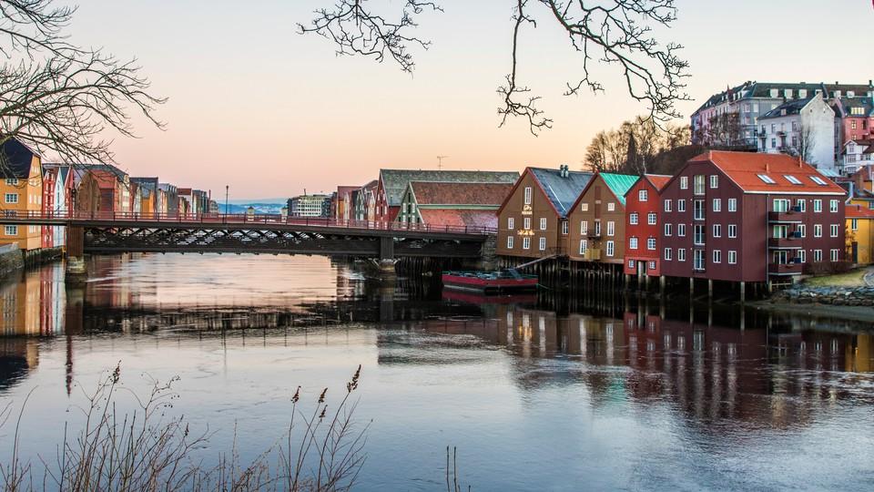 God ettermiddag Trøndelag