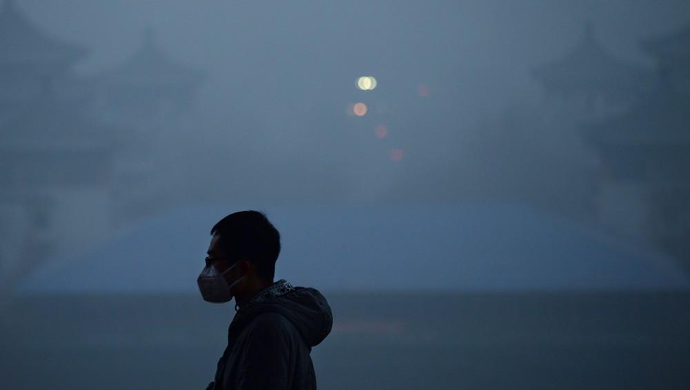 Luftforurensing i Kina