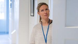 Helene sjekker inn: 1. Akuttpsykiatrisk avdeling på Blakstad sykehus