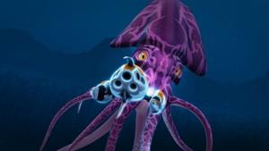 Finner de kjempeblekkspruten?