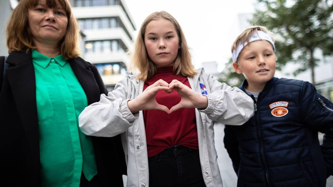 Vivian Aira, Kaija og Erik