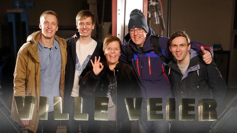Ville Veier 1