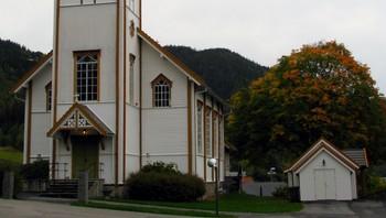 Stranda kirke, Vanvikan