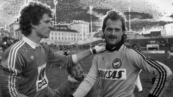 Geir Mediås og Bjarte Flem