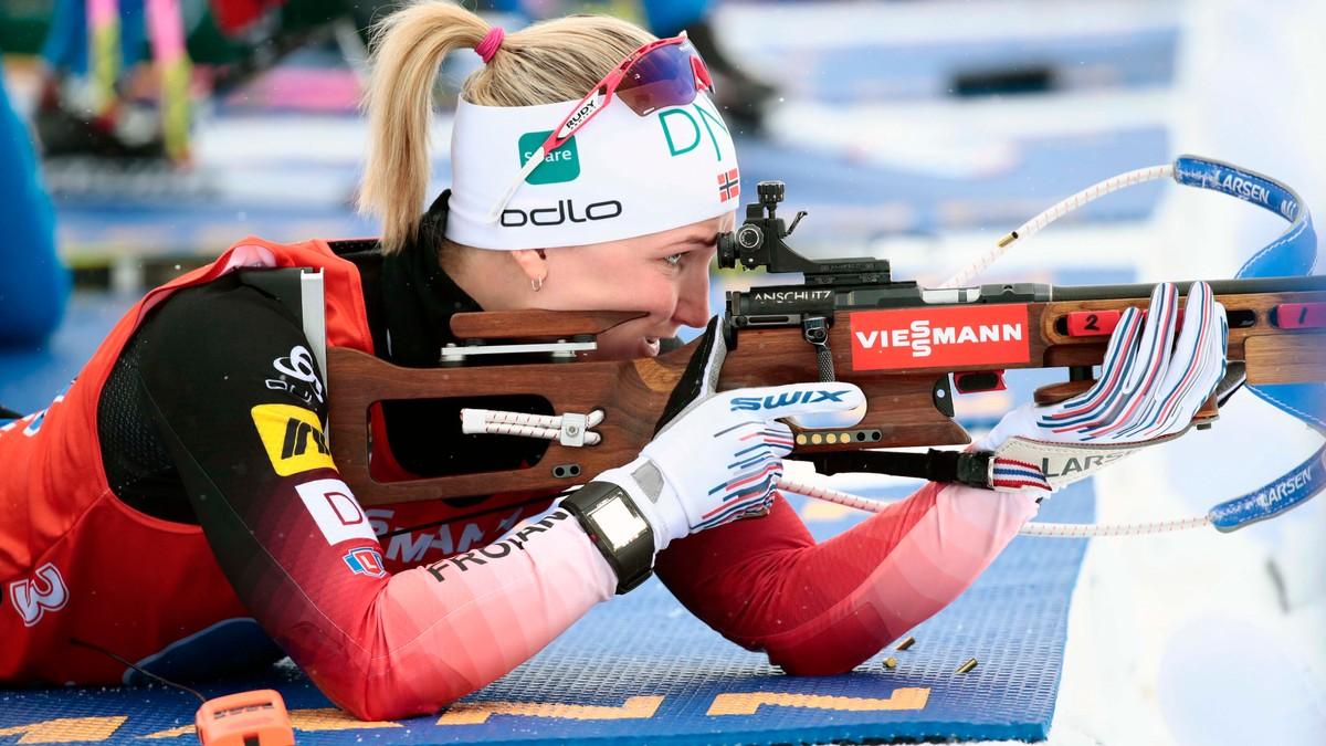 Olsbu Røiseland tok bronsemedalje