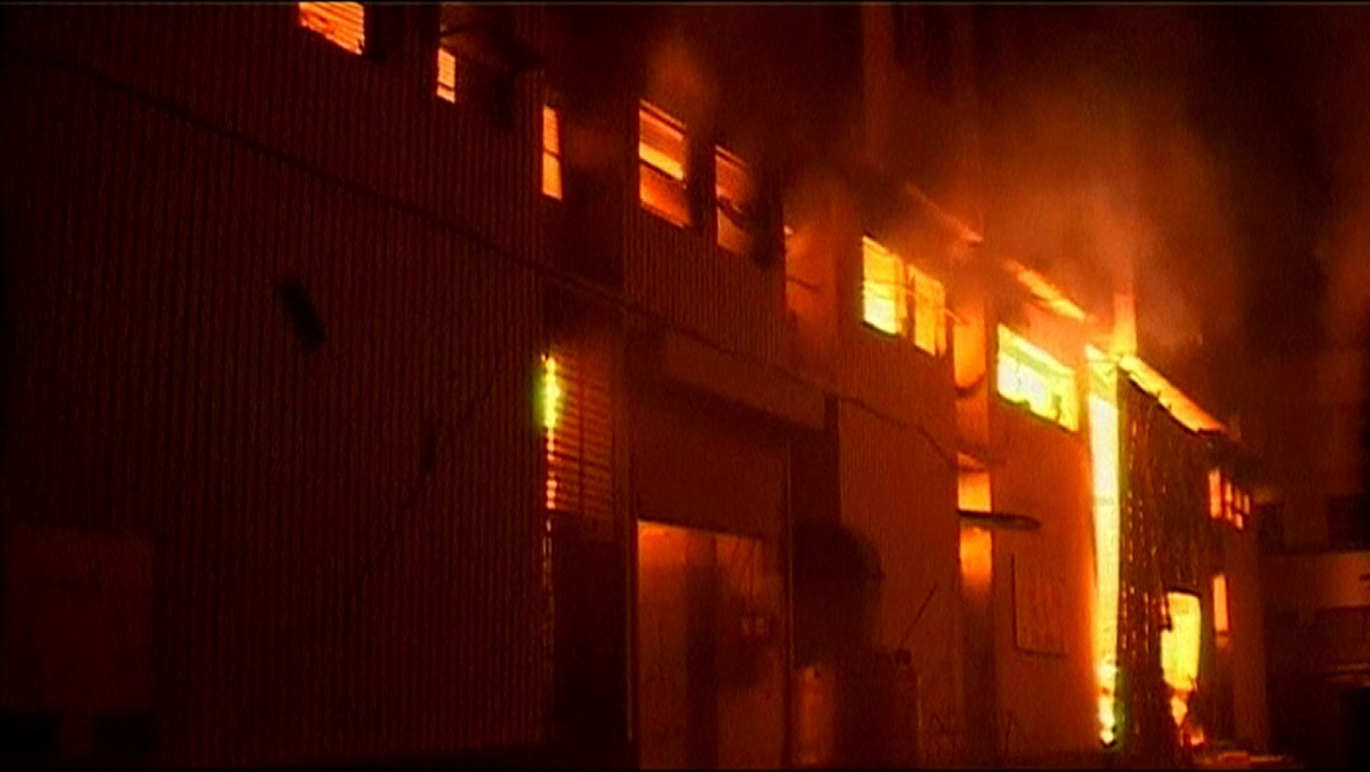 kamp gjør i Karachi