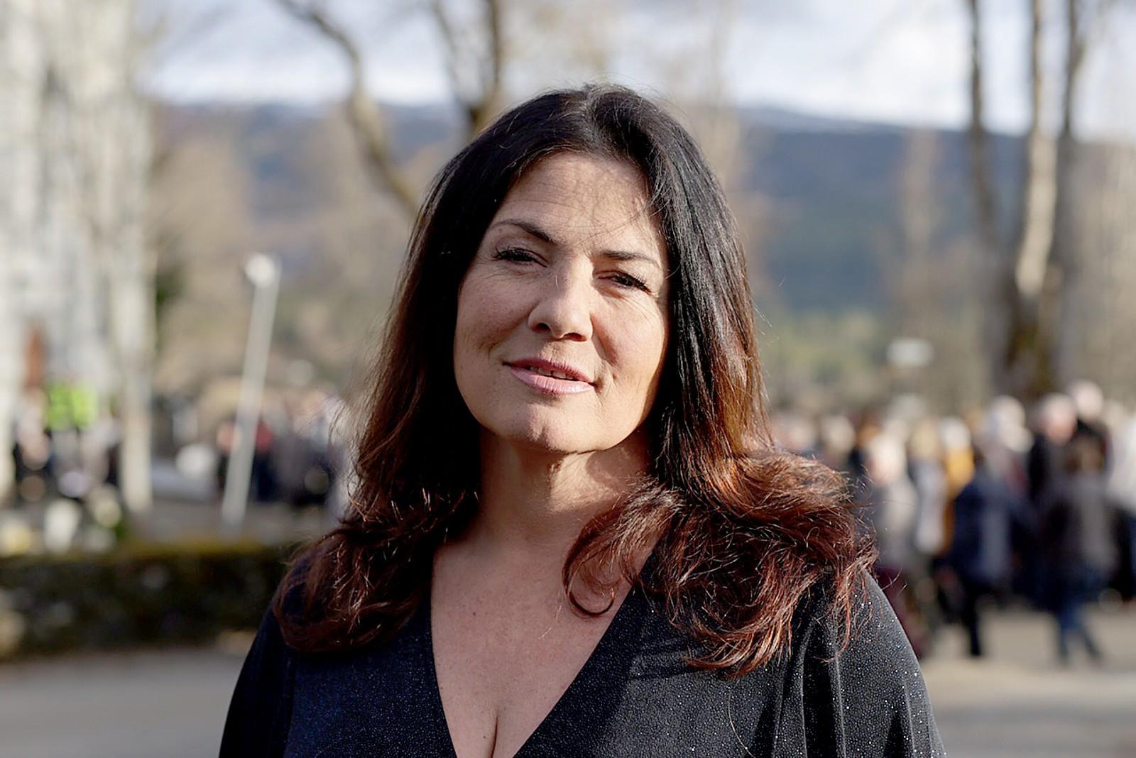 Marianne Antonsen mener det er Joralf Gjerstad som skal ha æren for at konserten er utsolgt.