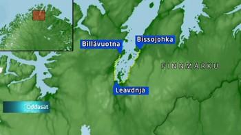 Billefjord, Børselv og Lakselv
