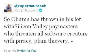Murdoch om SOPA