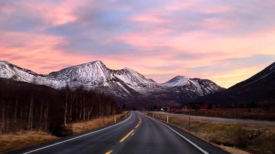 God ettermiddag Møre og Romsdal