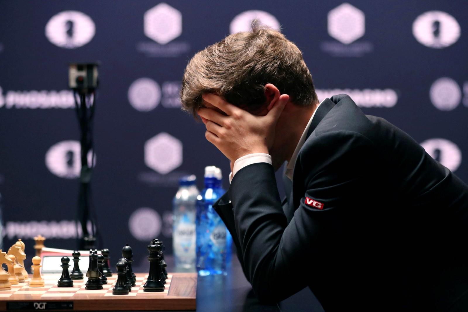 Ikke lenge etter var Magnus Carlsen verdensmester igjen.