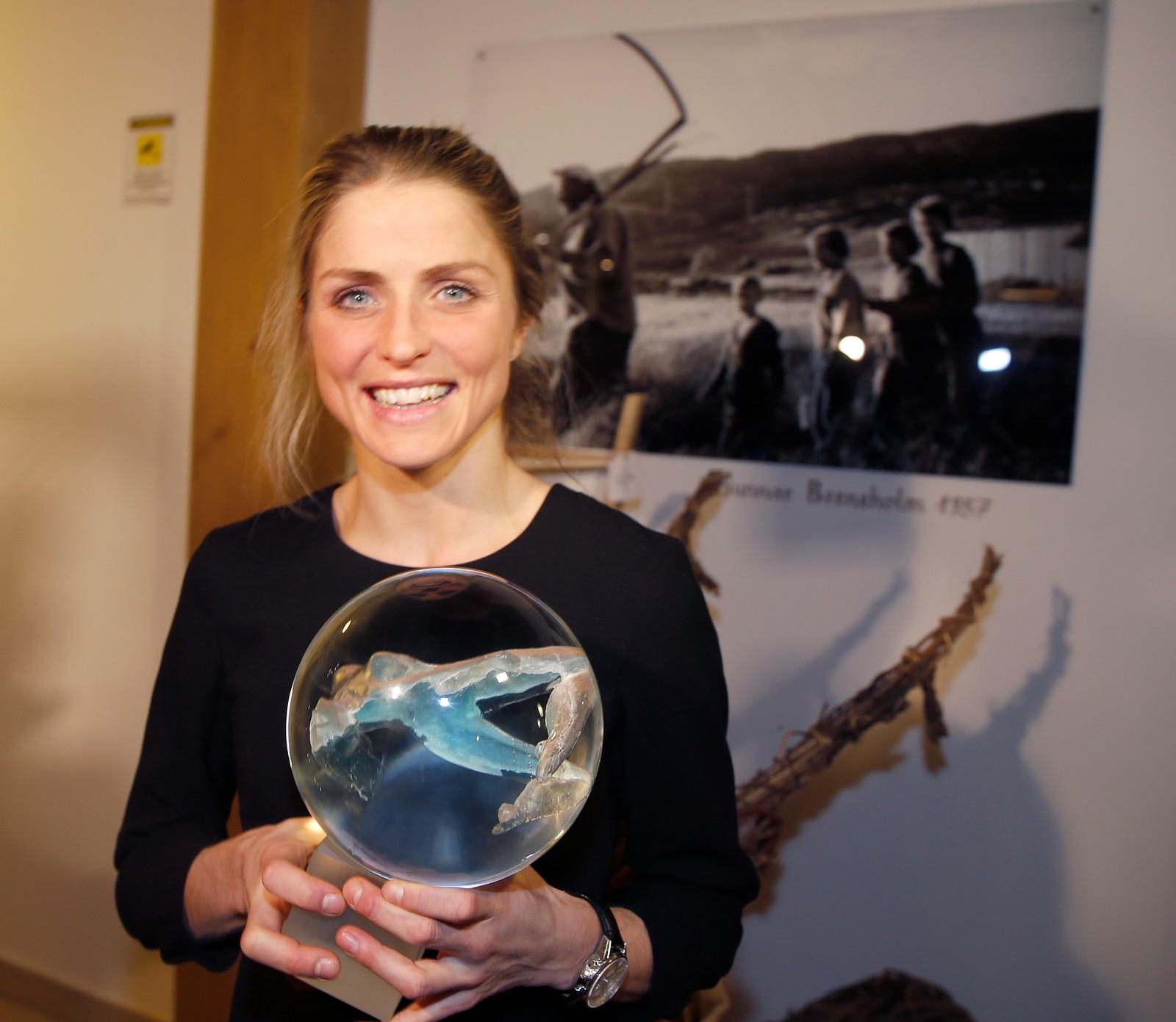 Langrennsløpere vant idrettsgallaen. Therese Johaug ble «Ârets kvinnelige idretssutøver».