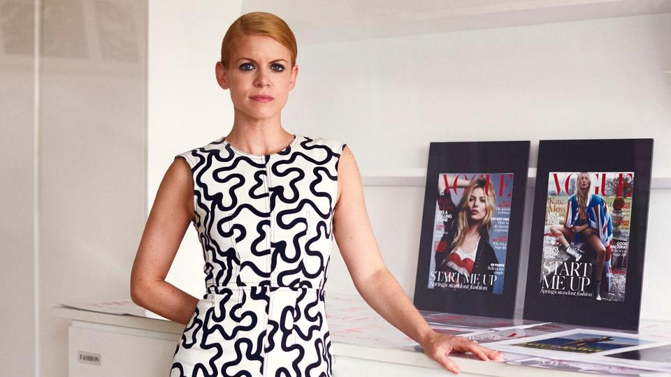 Vogue - eit år på innsida