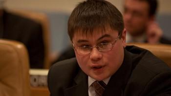Dmitry Berezhkov