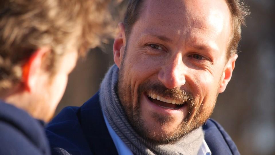 Kronprins Haakon - veien til et kongerike
