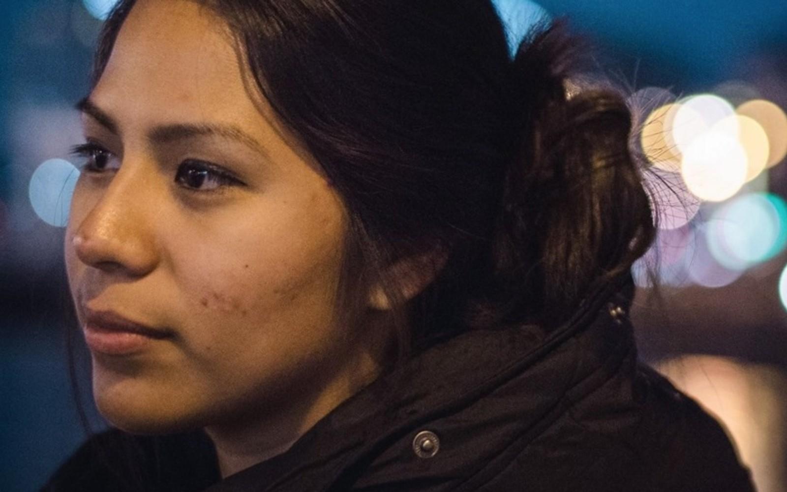 DREPT: Utvekslingsstudenten Nohemi Gonzalez (23) fra California gikk på State College of Design i Paris. Gonzalez ble skutt og drept mens hun var på restaurant med vennene sine.