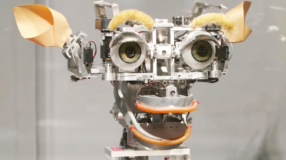 Kan roboter erstatte mennesker?