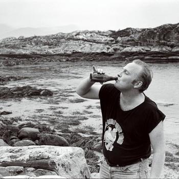 Joachim Nielsen på Molde Jazzfestival i 1988.