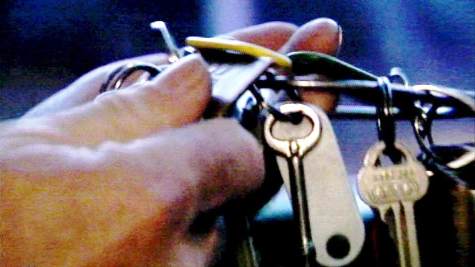 Betongrosene og de falske nøklene