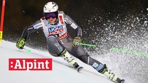 V-cup alpint: Storslalåm 2. omgang, kvinner