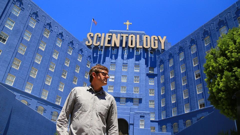 Louis Theroux og scientologane