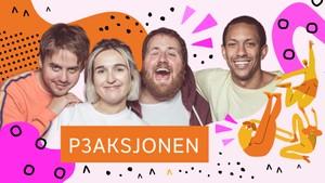 P3aksjonen 2019 - 100 timer live