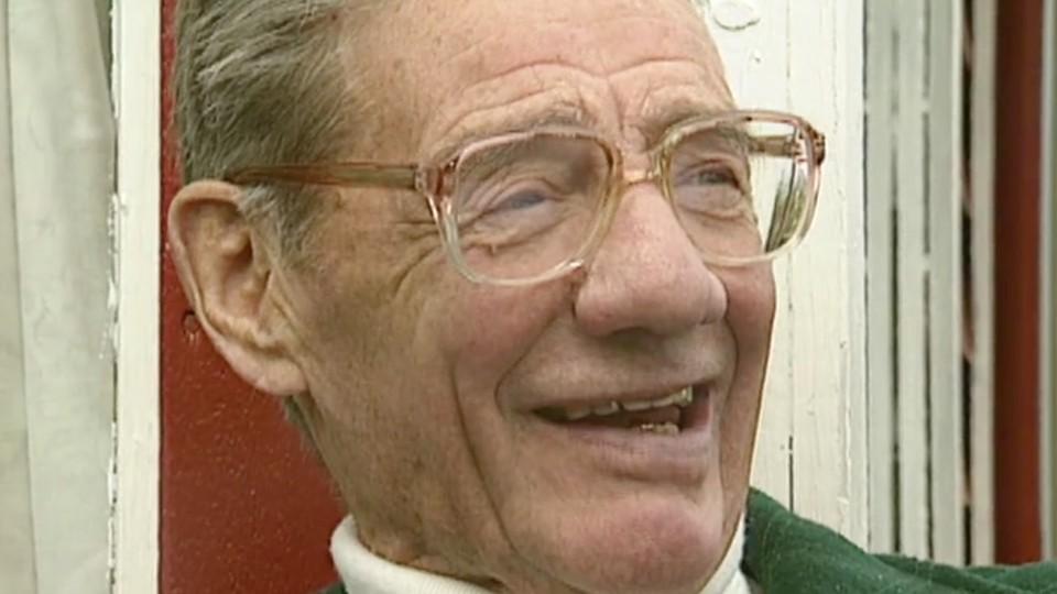 Alf Bøe - en idrettslegende på nitti