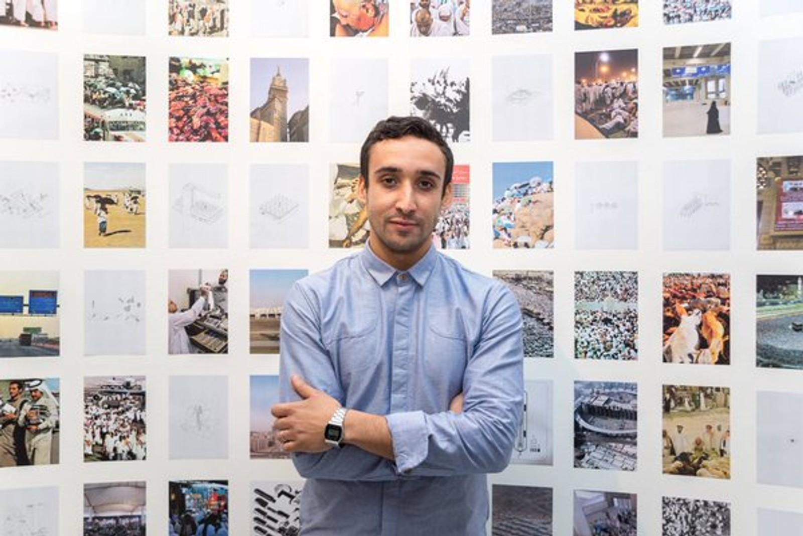DREPT: Marrokanske Amine Ibnolmobarak (29) underviste ved en arkitektskole i Paris. Ved restauranten Le Carillon ble han drept av terrorister.