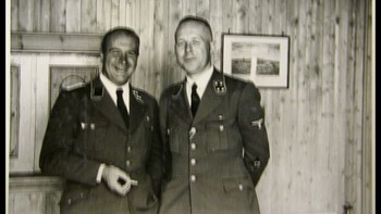 Bilder av nazister i okkuperte Norge