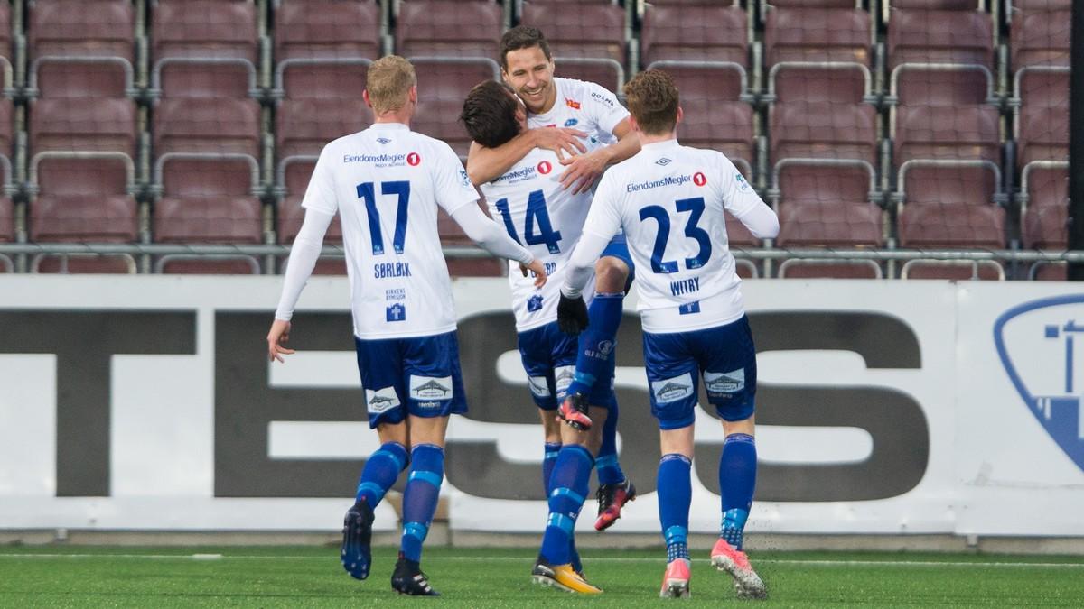 bc01078a ... kvalifiseringskampen mot Mjøndalen, men spilte videre og ble  matchvinner. Trønderne vant 2-1.Ranheim vil møte laget som ender tredje  sist i Eliteserien.