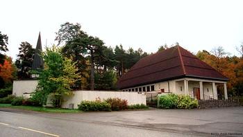 Steinkjer kapell