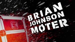 Brian Johnson møter
