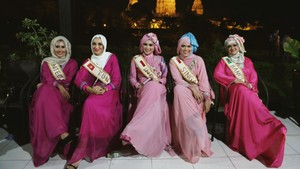 Den muslimske Miss World