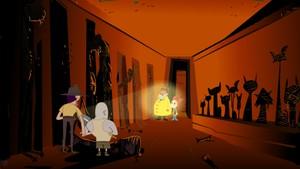 Kika og Bob drar til Egypt
