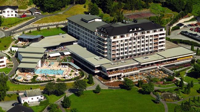 Hotel Alexandra i Loen. Foto: Harald M. Walderhaug