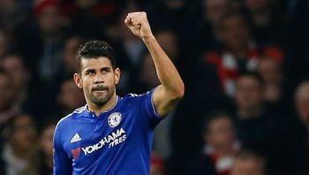 SOCCER-ENGLAND-ARS-CHE/ Arsenal v Chelsea - Barclays Premier League