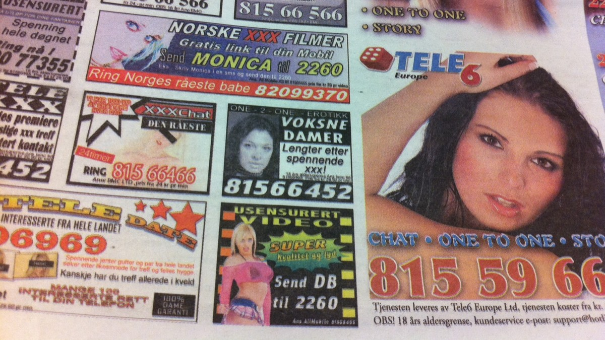 underholdning i oslo annonser sex