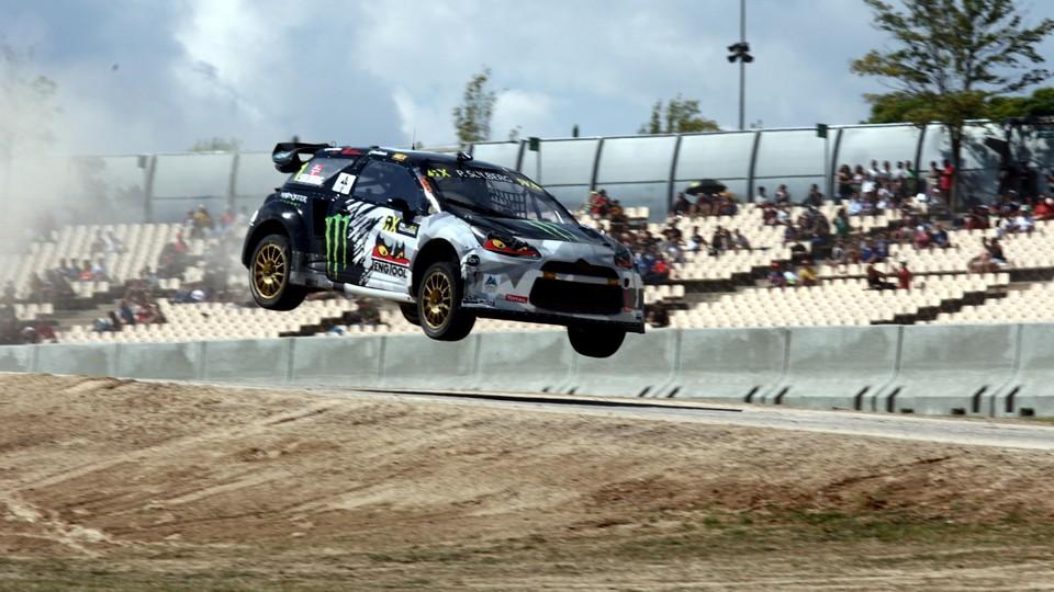 VM rallycross