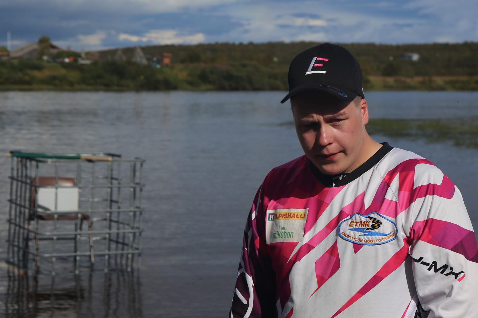 Niillas Joavnna Länsman kjørte inn til sølv i søndagens Drag Open. Han skal også kjære EM i Jyväskylä neste måned.