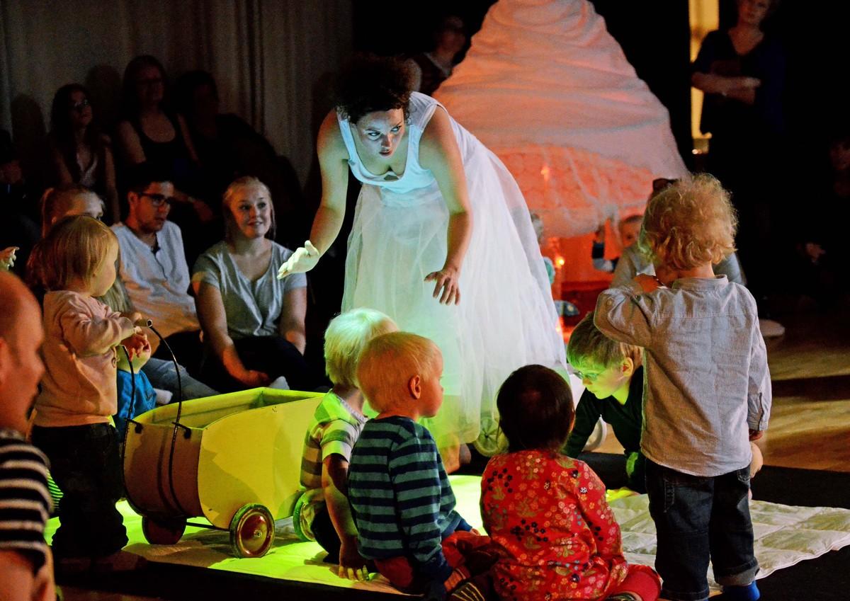 Gir ny kunnskap om små barn – NRK Trøndelag – Lokale nyheter