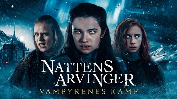 De har skarpe tenner og overnaturlige evner. Nå truer sterke fiender med å utrydde hele vampyrslekten.
