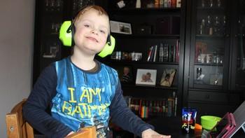 Helene Toftedahl Kolaas forteller om sin hverdag med to autistiske barn.